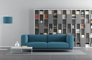 Pomysły na biblioteczkę w domu