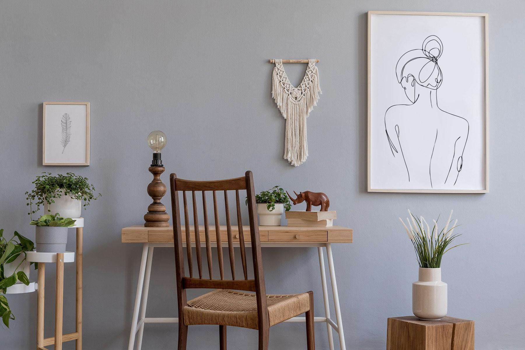 Plakaty - minimalizm
