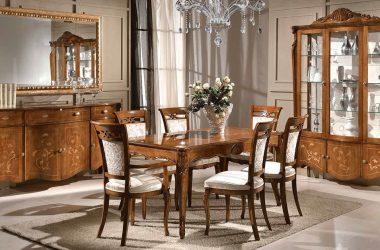 Luksusowe meble włoskie – tradycja i innowacja