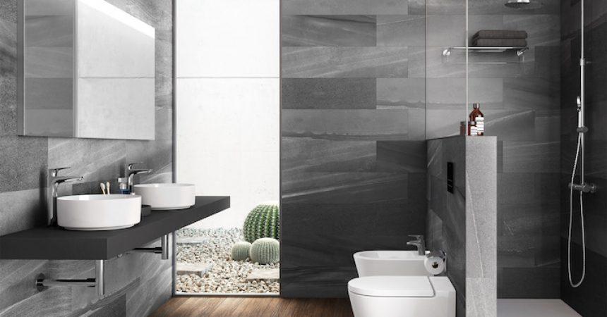 Nowoczesne i minimalistyczne kabiny prysznicowe walk-in i ich zalety