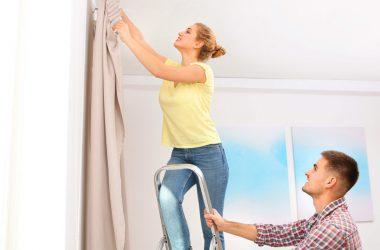 Jak dobrać karnisze do mieszkania?