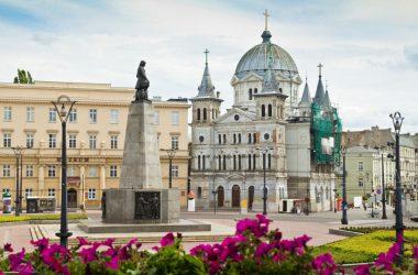 Industrialna kuzynka stolicy – Łódź