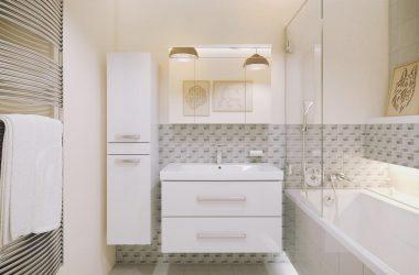 Parawany nawannowe – jak zrobić z wanny prysznic?