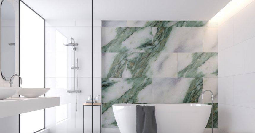 Płytki i dekory szklane – nie tylko do kuchni i łazienki