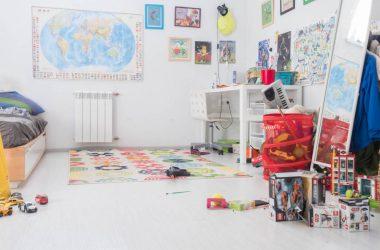 Jak wykonać remont pokoju dziecka szybko, łatwo i bezpiecznie?