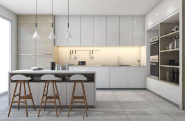 Krzesła barowe do kuchni – praktyczne i eleganckie