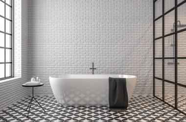 Styl minimalistyczny w twojej łazience – kilka porad przed aranżacją