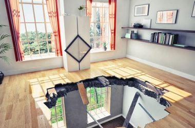 Podłoga 3D w domu – wady i zalety. Czy warto?