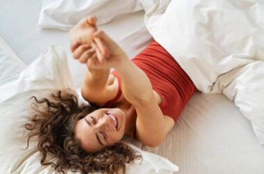 Porady fizjoterapeuty – jak wygodnie spać, aby codziennie być wypoczętym?