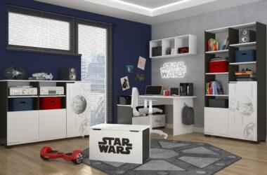 Jak pomalować i urządzić pokój dla chłopca?