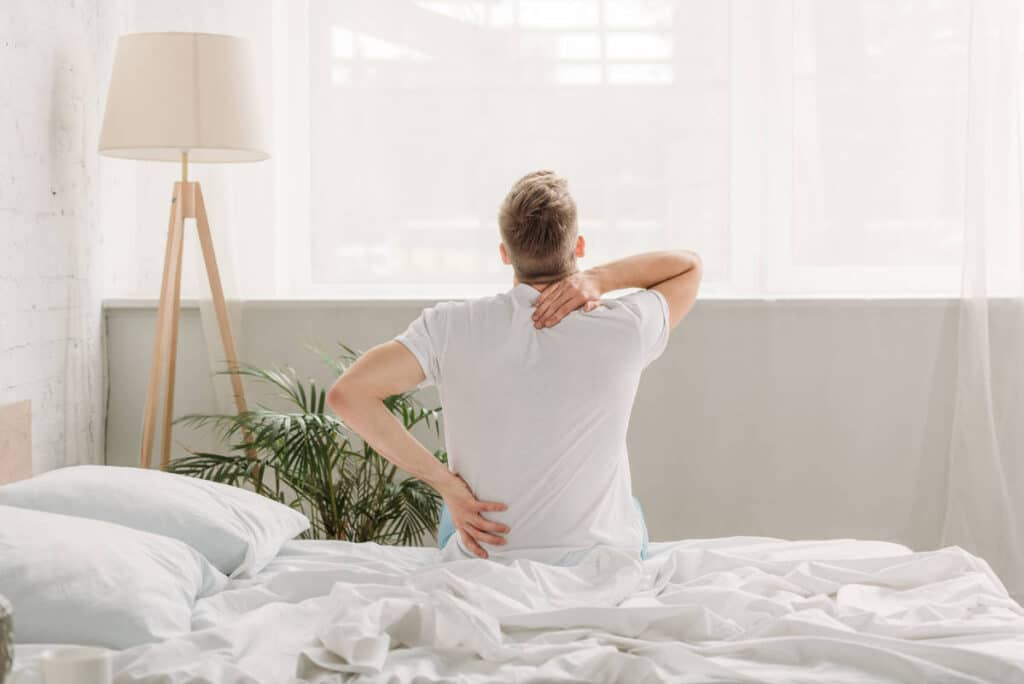 dobrze dobrany materac poprawia jakość snu