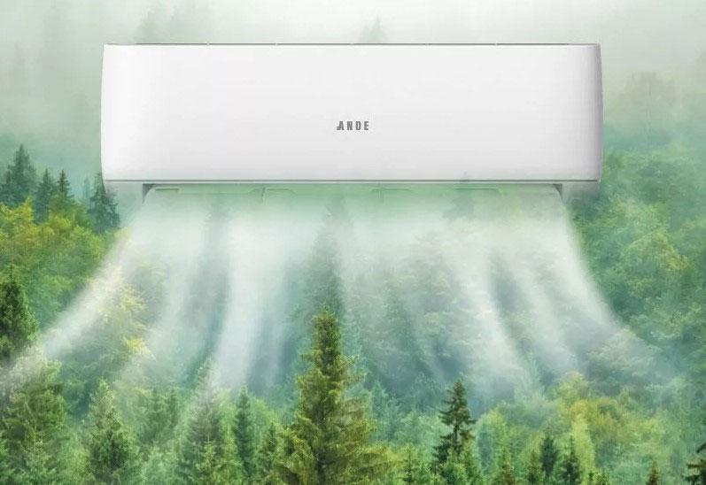 Klimatyzator a smog