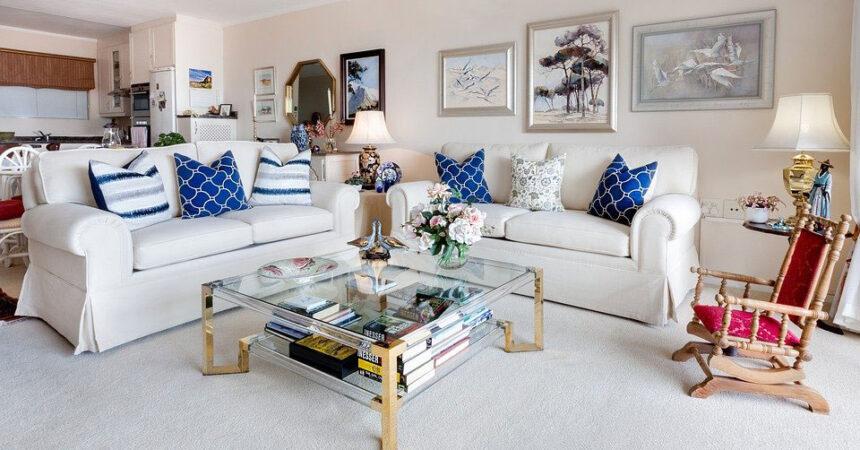 Jak urządzić mieszkanie w stylu glamour?