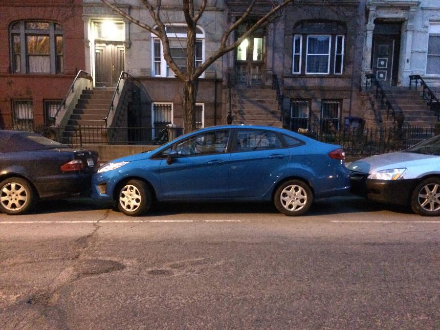 parkowanie na zewnątrz